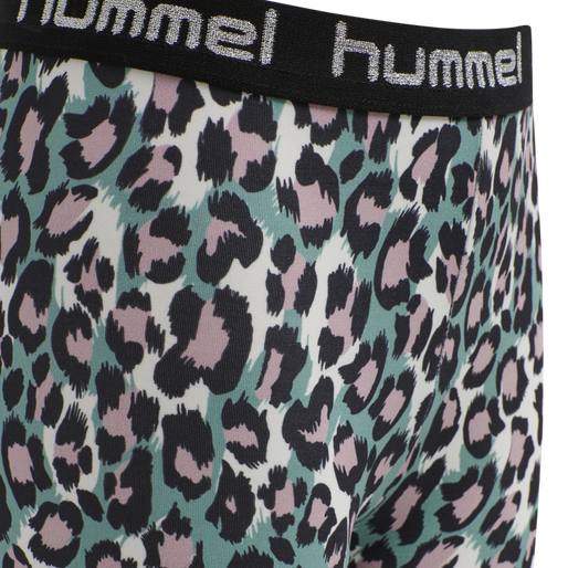 hmlMIMMI TIGHTS, OIL BLUE, packshot
