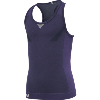 hmlHARPER SEAMLESS TOP, OMBRE BLUE , packshot