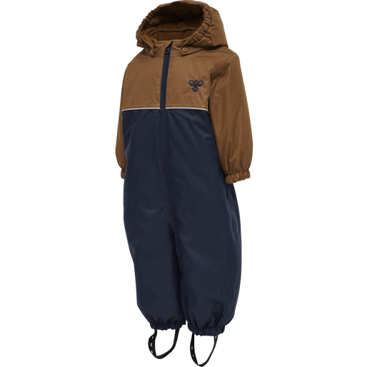 hmlSNOOPY SNOWSUIT, BLACK IRIS, packshot