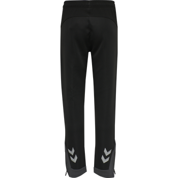 hmlLEAD POLY PANTS KIDS , BLACK, packshot