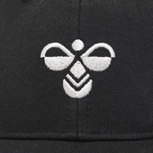 HMLRUBY CAP, BLACK, packshot