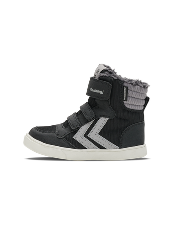 STADIL SUPER POLY BOOT MID JR, BLACK, packshot