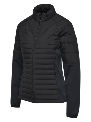 HMLBABETTE JACKET, BLACK, packshot