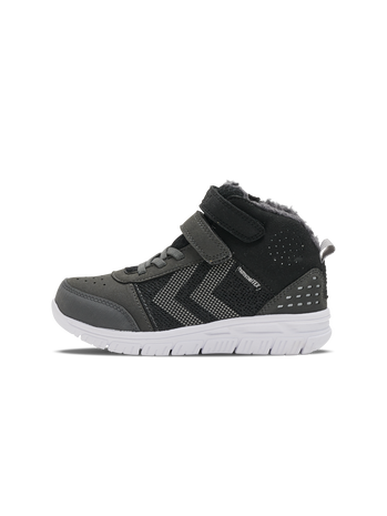 CROSSLITE WINTER MID TEX JR, ASPHALT/BLACK, packshot