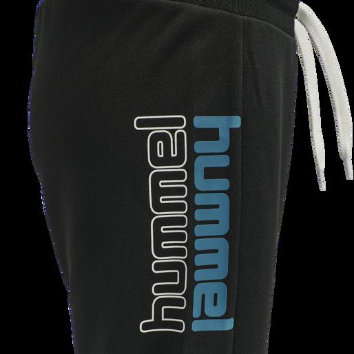 hmlMOLIN TRACKSUIT, BLUE CORAL, packshot