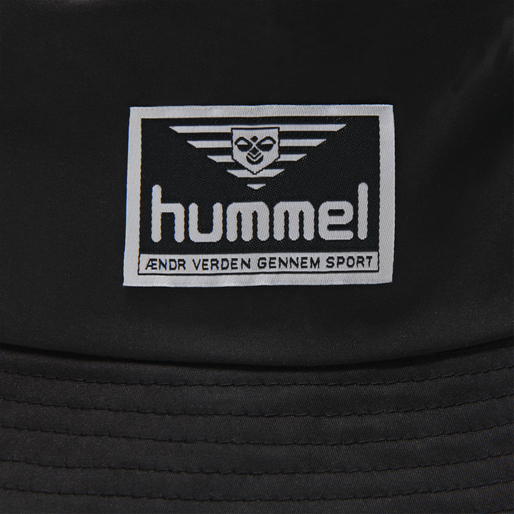 hmlVEJR HAT, BLACK, packshot