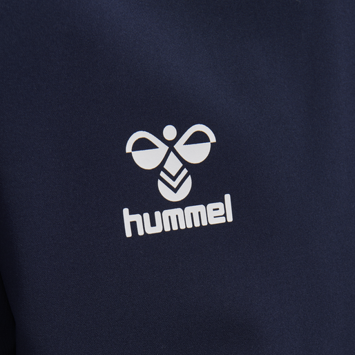 hmlLEAD TRAINING JACKET KIDS , MARINE, packshot