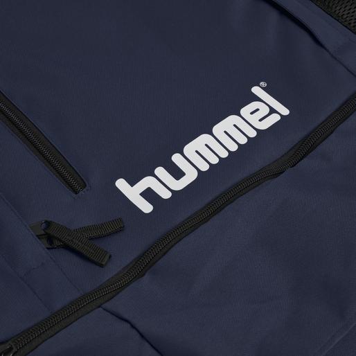 hmlPROMO BACK PACK, MARINE, packshot