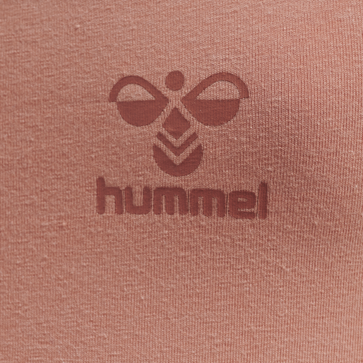 hmlCAROLINA TOP 2-PACK, CAMEO BROWN , packshot