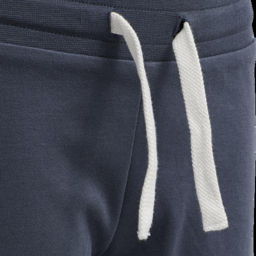 HMLNILLE SHORTS, OMBRE BLUE , packshot