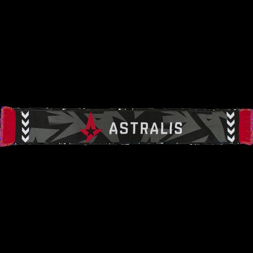 ASTRALIS SCARF, BLACK, packshot