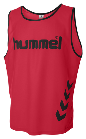 FUNDAMENTAL TRAINING BIB, TRUE RED, packshot