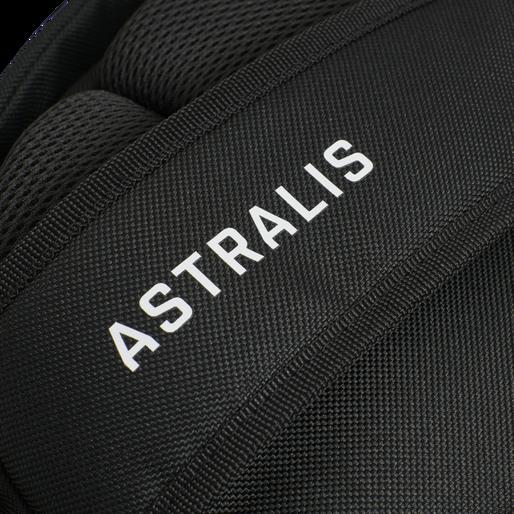ASTRALIS BACK PACK, BLACK, packshot