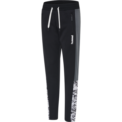 hmlJOSEPH PANTS, BLACK, packshot