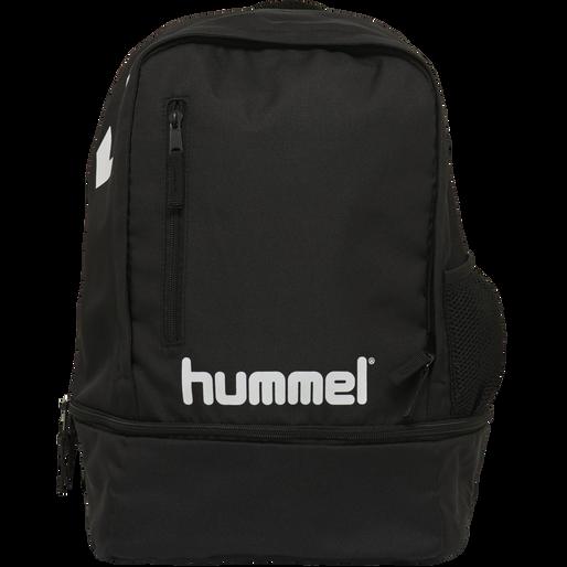 hmlPROMO BACK PACK, BLACK, packshot