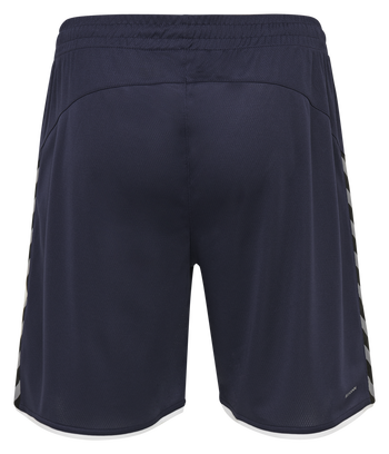 hmlAUTHENTIC POLY SHORTS, MARINE, packshot