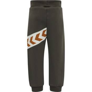 hmlCLEMENT PANTS, BLACK OLIVE, packshot