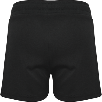 HMLNILLE SHORTS, BLACK, packshot