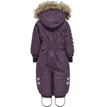 hmlMOON SNOWSUIT, BLACKBERRY WINE, packshot