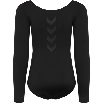 hmlLINEA GYMSUIT, BLACK, packshot