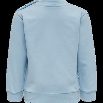 hmlCITRUS SWEATSHIRT, AIRY BLUE, packshot