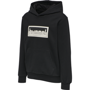 hmlMONO HOODIE, BLACK, packshot