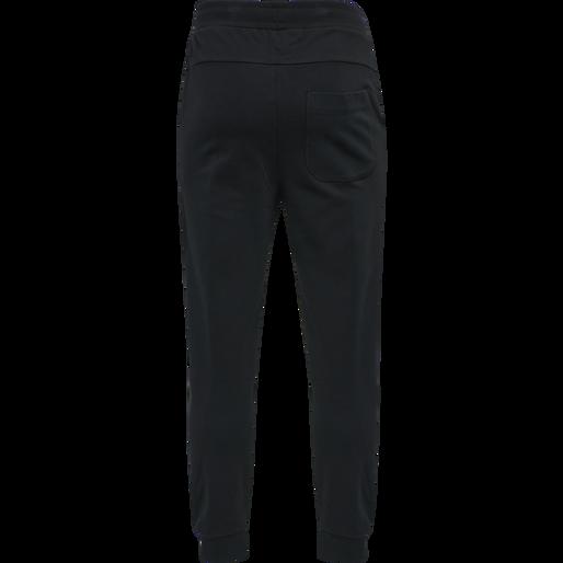 hmlTEMPO PANTS, BLACK, packshot