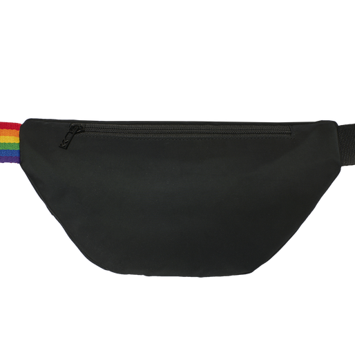 hmlLOVE BUM BAG, BLACK/MULTI COLOUR, packshot