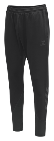 hmlACTION TRAINING PANTS KIDS, ASPHALT, packshot