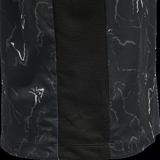hmlNOAH T-SHIRT S/S, BLACK, packshot