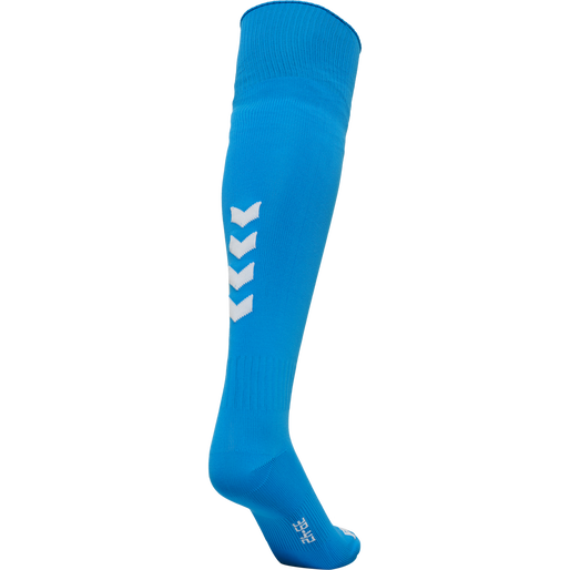 hmlPROMO FOOTBALL SOCK, DIVA BLUE, packshot