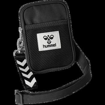 hmlELECTRO SHOULDER BAG, BLACK, packshot