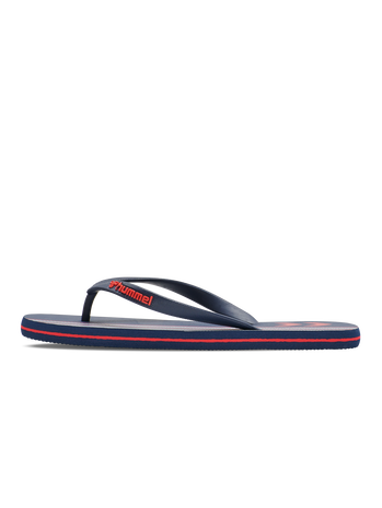 MULTI STRIPE FLIP FLOP, DARK NAVY, packshot