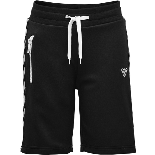 HMLNEYMAR SHORTS, BLACK, packshot