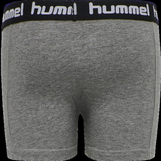 hmlBOXERS-2 PACK, MEDIUM MELANGE, packshot