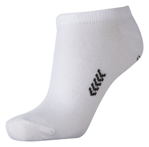ANKLE SOCK SMU, WHITE/BLACK, packshot