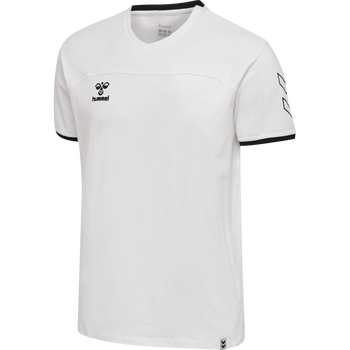 hmlCIMA KIDS T-SHIRT, WHITE, packshot