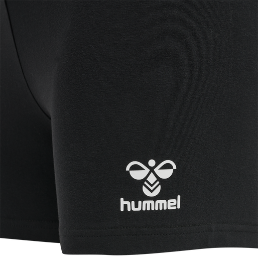 hmlCORE VOLLEY COTTON HIPSTER WO, BLACK, packshot