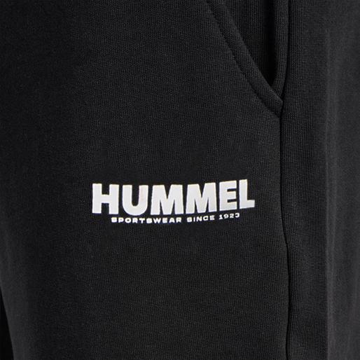 hmlLEGACY SHORTS, BLACK, packshot