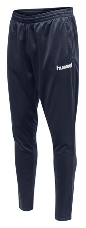 hmlPROMO FOOTBALL PANT, MARINE, packshot