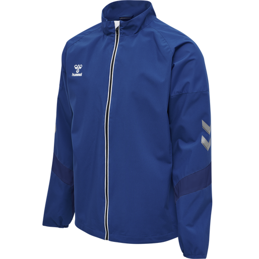 hmlLEAD TRAINING JACKET KIDS , TRUE BLUE, packshot