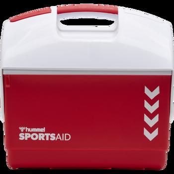 COOLING BOX, RED, packshot