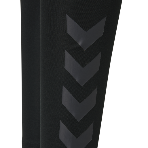 HMLTONA TIGHTS, BLACK, packshot