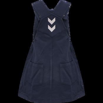 hmlELLEN DRESS , BLACK IRIS, packshot