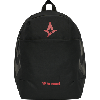 ASTRALIS BACK PACK, BLACK, packshot