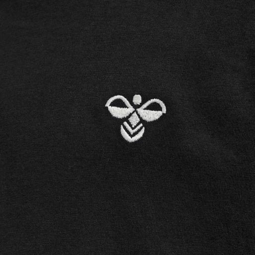 hmlUNI T-SHIRT S/S, !BLACK, packshot