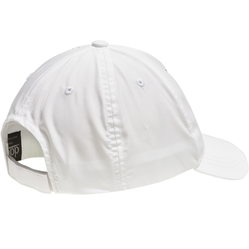 hmlCPH21 CAP, WHITE, packshot