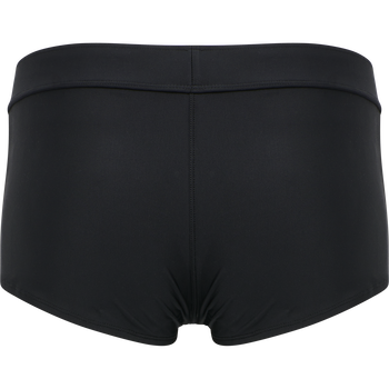 hmlSHAKI SWIM HOTPANTS, BLACK, packshot