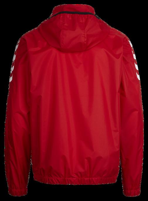 CORE SPRAY JACKET, TRUE RED, packshot