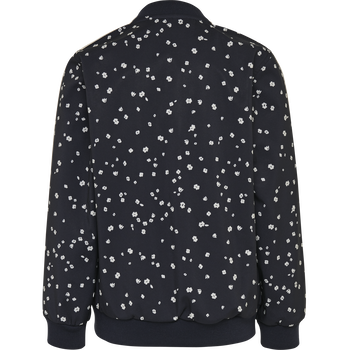 hmlHANNE SOFTSHELL JACKET, NIGHT SKY, packshot